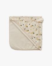 Garbo & Friends Baby Hooded Towel Mimosa