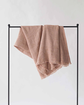 Tell Me More Margaux Blanket Almond