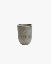 Tell Me More Bon Cup Large Stone Grey