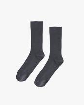 Colorful Standard Classic Organic Sock Lava Grey