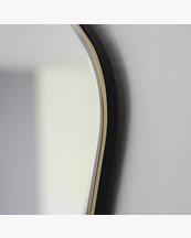 Ferm Living Pond Mirror Brass