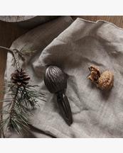 Ferm Living Forest Nut Cracker Black Brass