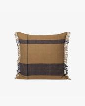 Ferm Living Dry Cushion Sugar Kelp Black