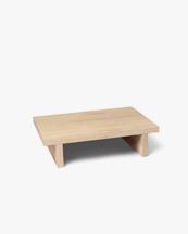 Ferm Living Kona Side Table Natural Oak