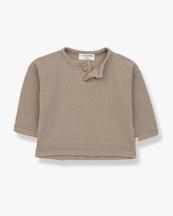 1+ In The Family Ismael T-Shirt Khaki