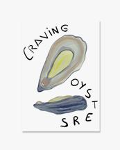 Wall Of Art Marta Leyva Craving Oysters