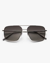Chimi Eyewear Steel Aviator Silvergrey