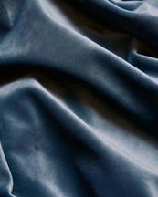 Gotain Curtain Velvet Petrol Blue