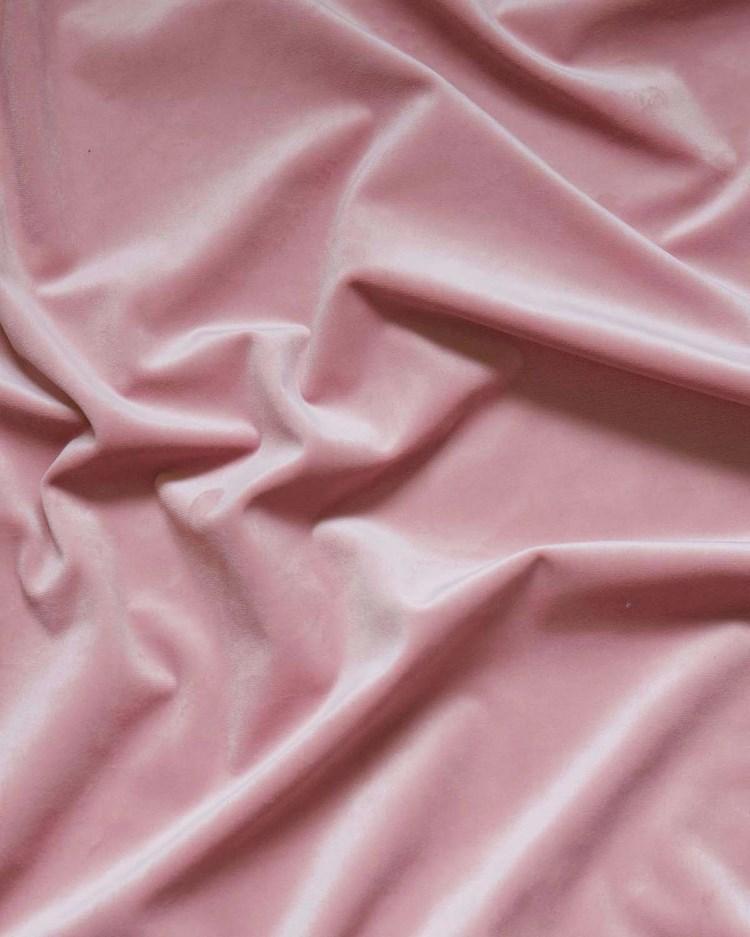 Gotain Curtain Velvet Pink