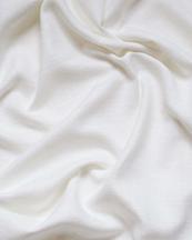 Gotain Curtain Woven Linen White