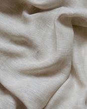Gotain Curtain Thin Linen Sand
