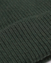Colorful Standard Merino Wool Beanie Hunter Green