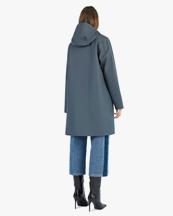 Stutterheim Mosebacke Raincoat Charcoal