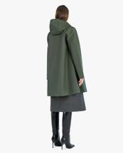 Stutterheim Mosebacke Raincoat Green