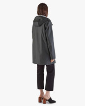 Stutterheim Stockholm Lightweight Raincoat Black