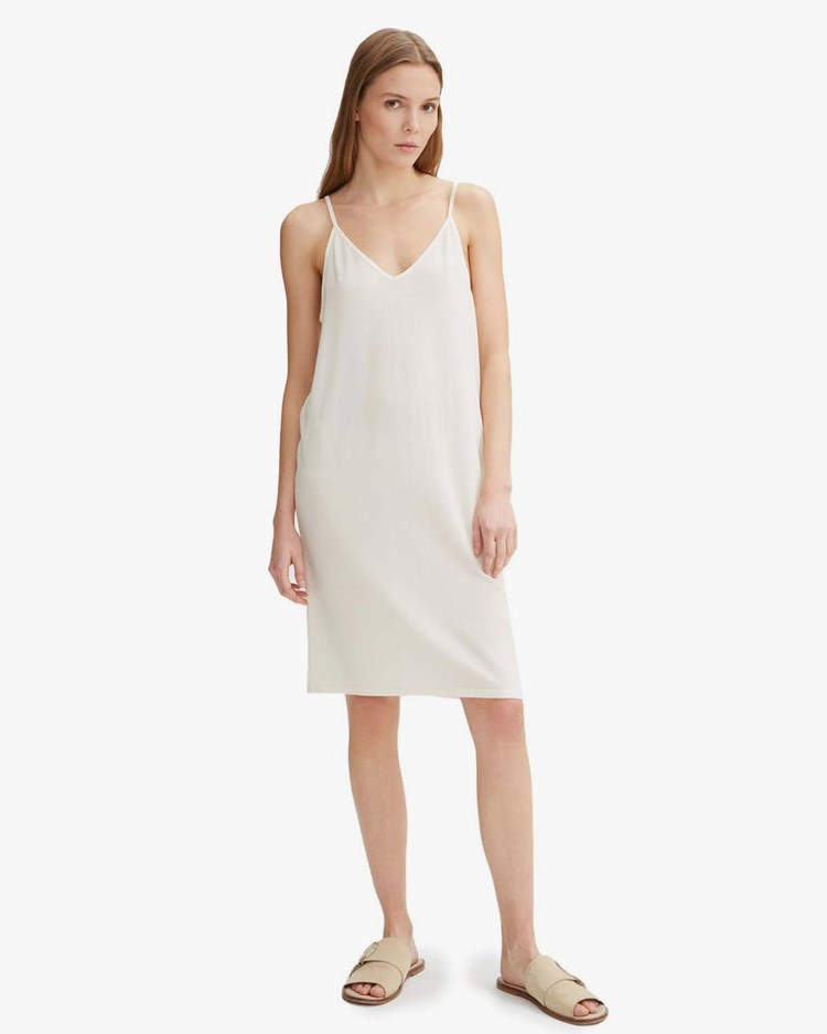 Rodebjer Winifred Dress Off White