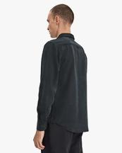 Filippa K Zachary Tencel Shirt Almost Black