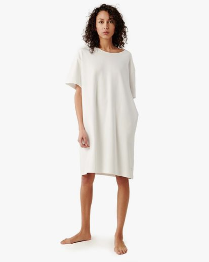 A Part Of The Art Voyage Dress White