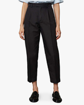 Hope Alta Trousers Washed Black