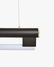 Frama Eiffel Single Pendant Lamp 1000 Black