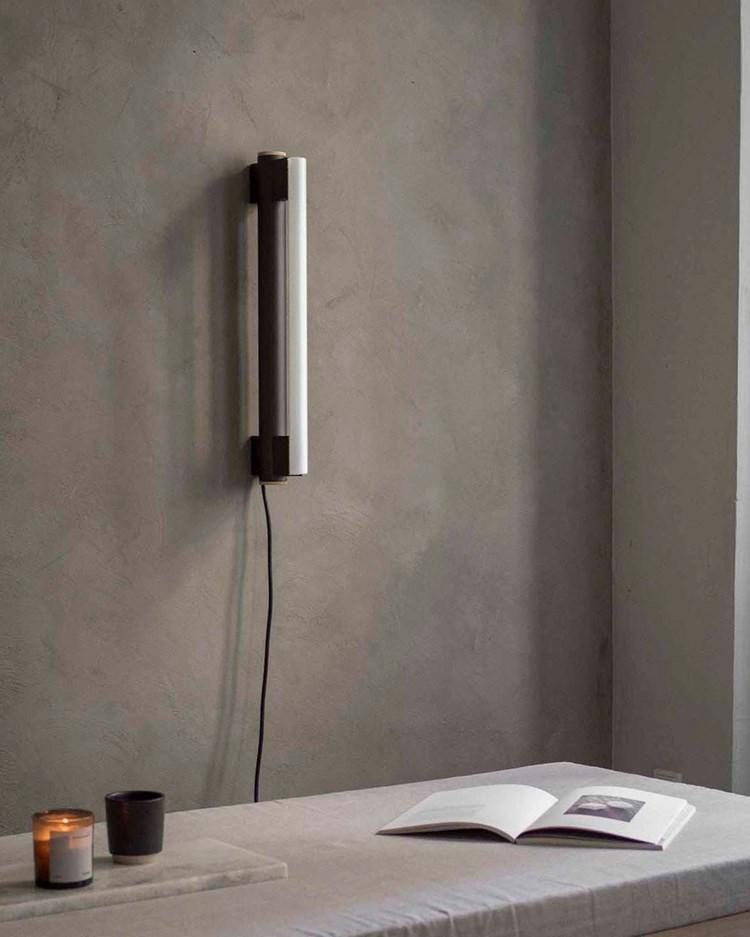 Frama Eiffel Single Wall Lamp 500 Black