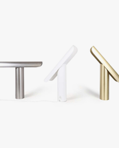 Frama T-Lamp Brushed Brass
