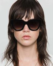 Monokel Eyewear Cleo Black