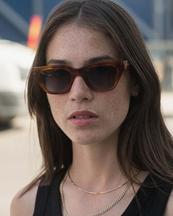 Monokel Eyewear Memphis Amber