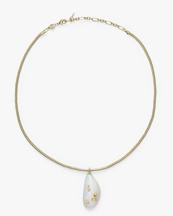 Anni Lu Thalassa Necklace Golden