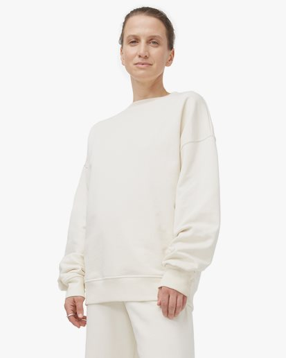 A Part Of The Art Everyday Sweater Creme