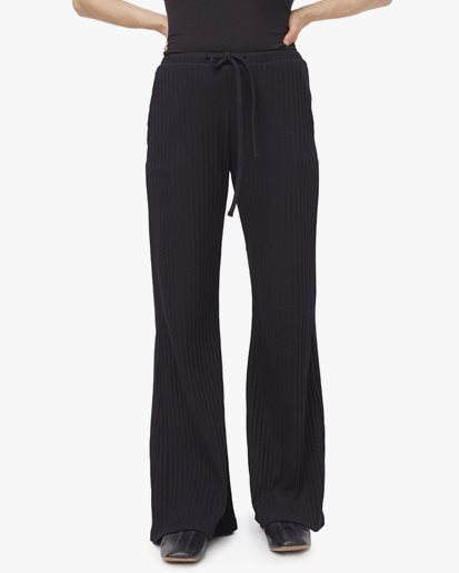 A Part Of The Art Justice Pants Black