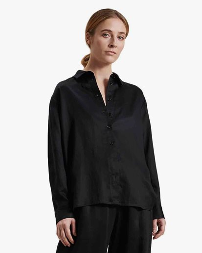 A Part Of The Art Daily Shirt Black
