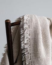 Tell Me More Calma Cotton/Linen Blanket