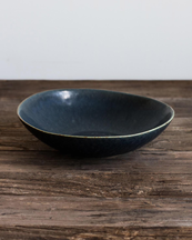 Tell Me More Bastia Soup Plate Black