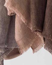 Tell Me More Margaux Blanket Cinnamon