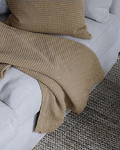 Tell Me More Brick Bedspread Harvest