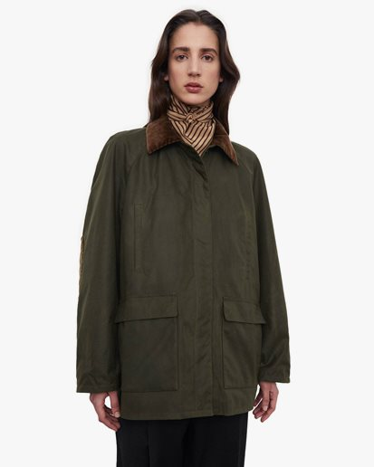 Toteme Country Jacket Forest