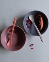 Cink Feeding Spoon 3-Pack Fog/Rye/Brick