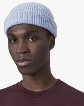 Colorful Standard Merino Wool Beanie Polar Blue
