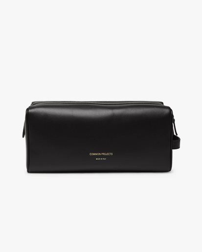 Common Projects Toiletry Bag Black