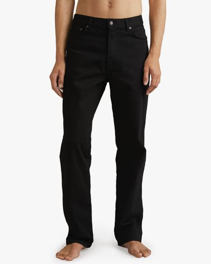 Jeanerica Rm006 Reconstructed Jeans Rinse Stay Black