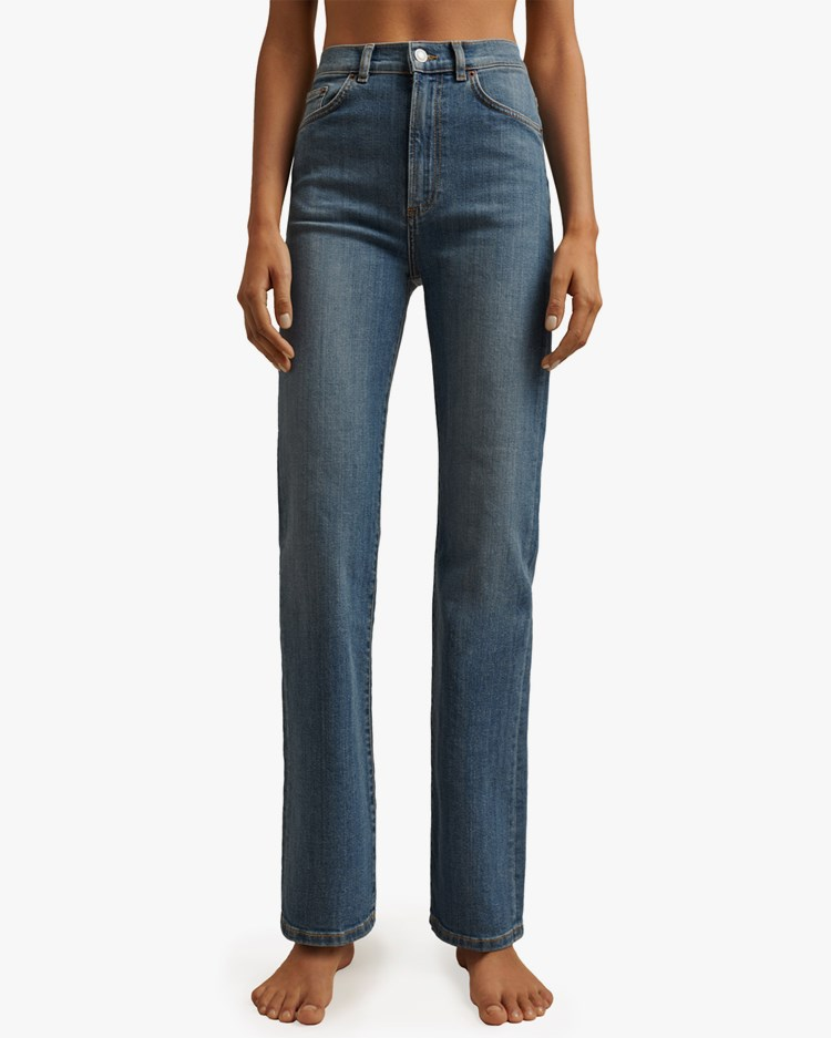 Jeanerica Ew004 Eiffel Jeans Mid Vintage
