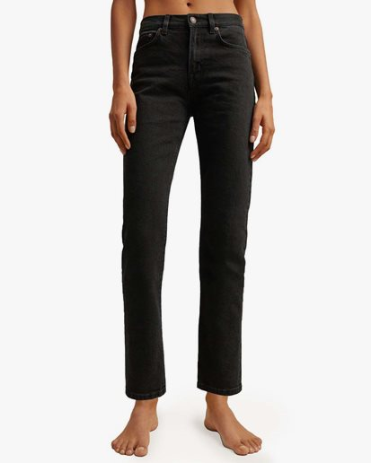 Jeanerica Cw002 Classic Jeans Black 2 Weeks