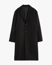 Filippa K London Coat Black