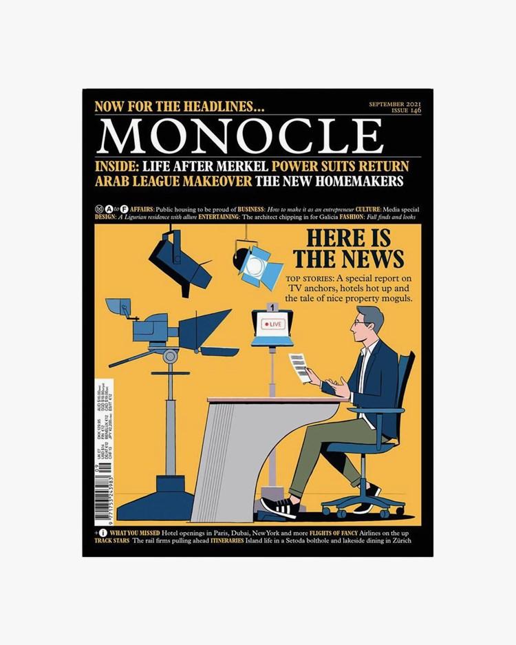 Magazine Monocle Magazine #146