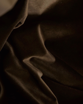 Gotain Curtain Velvet Brown