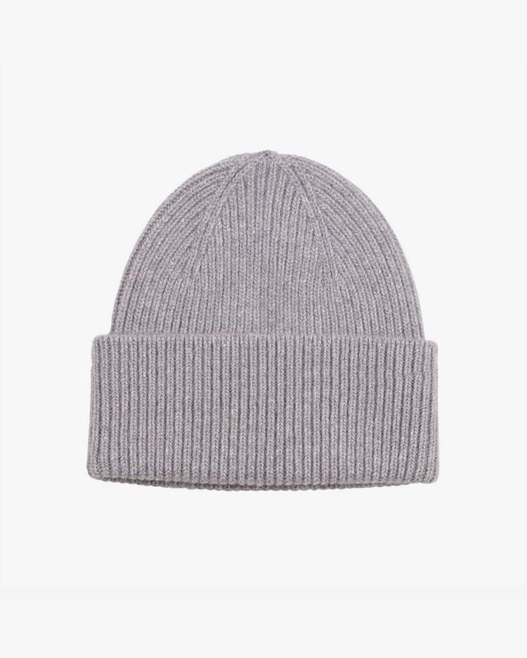 Colorful Standard Merino Wool Hat Heather Grey