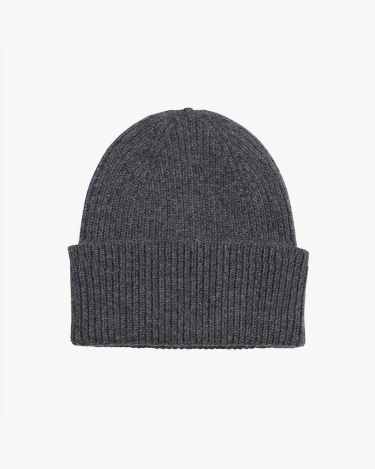Colorful Standard Merino Wool Hat Lava Grey