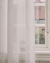 Gotain Curtain Thin Linen White