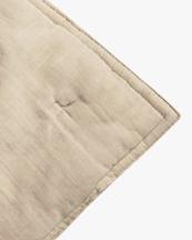 Garbo & Friends Muslin Filled Blanket Olive